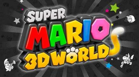 Bowser's Highway Showdown (Super Mario 3D World)