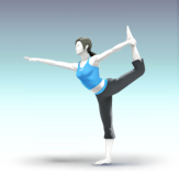 Wii Fit Trainer SSBF