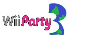 Wii Party 3 Logo