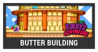 ACL -- Super Smash Bros. Switch stage box - Butter Building