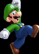 Super Luigi!