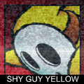 FSB ShyGuyYellow