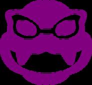Roy Koopa emblem MK8
