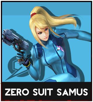 Zero Suit SamusSSBV