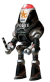 Police Protectron
