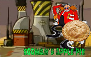 Eggmans apple pie