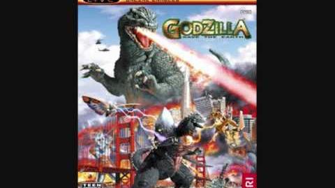 Godzilla - Save the Earth OST - Fight Theme 4