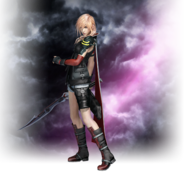 Lightning blackpalette