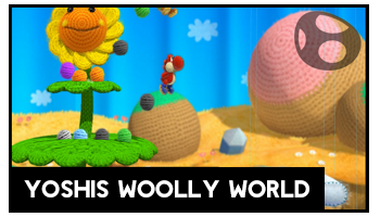 Yoshis Woolly World