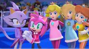 Amt,blaze,peach,daisy, and rosalina