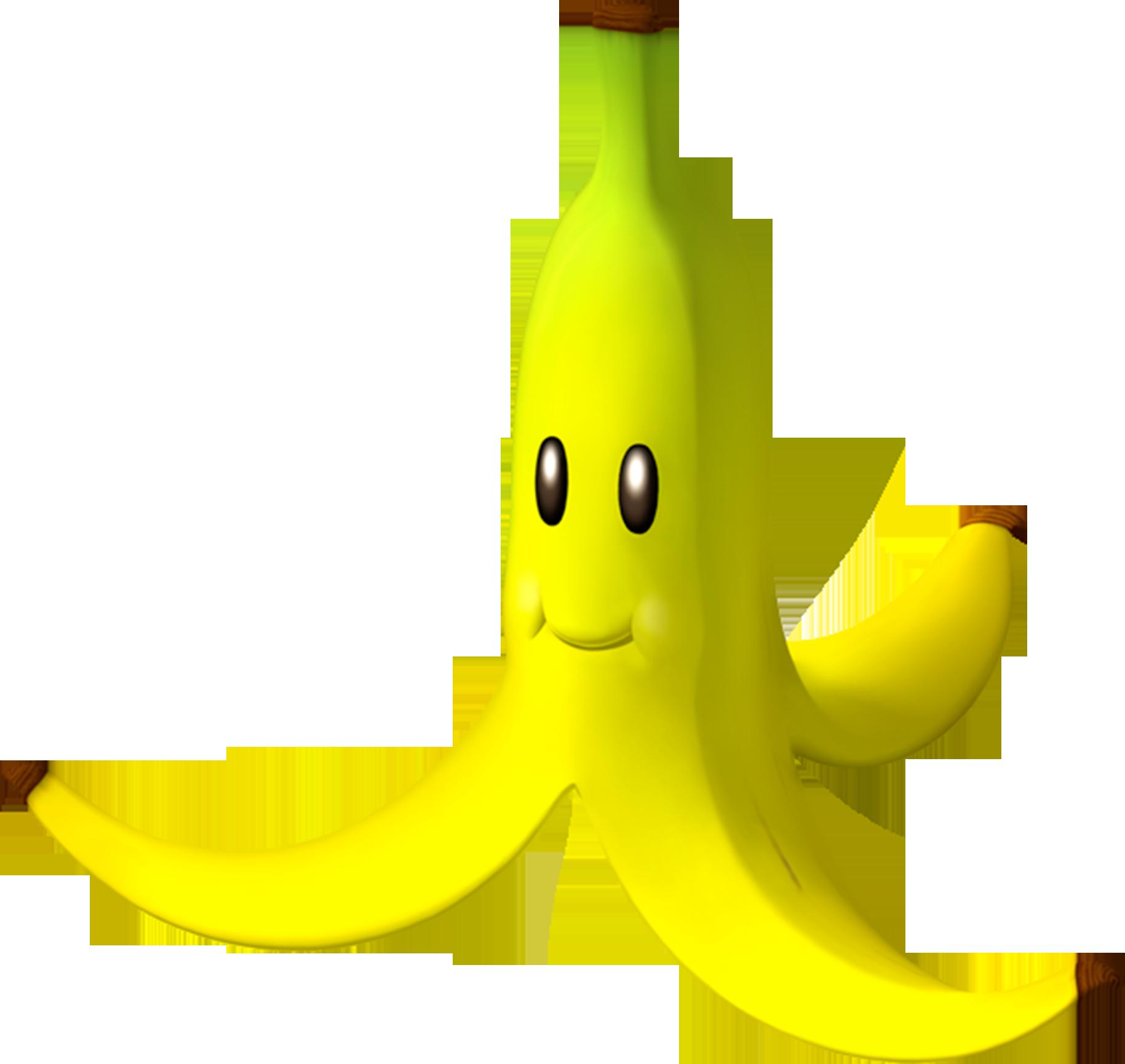 Banana peel transparent - photo#12