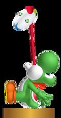 Mario Rugby Trophy - Yoshi