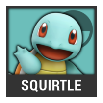 ACL -- Super Smash Bros. Switch character box - Squirtle