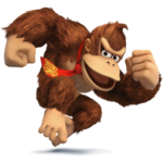 Donkey Kong (SSB Evolution)