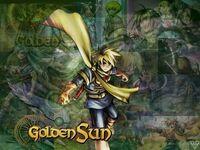 GoldenSun Art