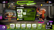 Splatoon Weapons Shop