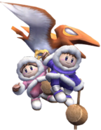 Ice Climbers are awesomeee