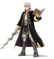 Robin yendo alts