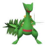 Sceptile (SSB Evolution)