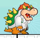 Wedding Bowser