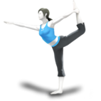 Wii Fit Trainer Icon SSB5