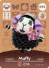 Ac amiibo card muffy