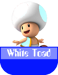 White Toad MR