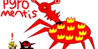 Pyro Mantis