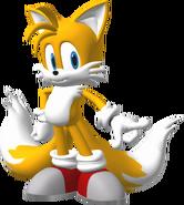 Tails Sonic Adventure
