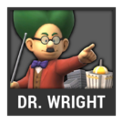 ACL -- Super Smash Bros. Switch assist box - Dr. Wright