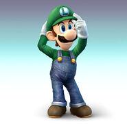 Luigi SSBB