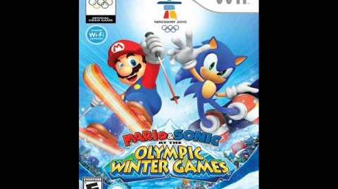 Half Pipe (Mario & Sonic at the Olympic Winter Games)