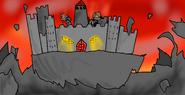 Bowser's Castle.