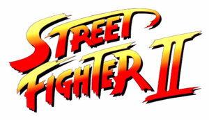 StreetFighterII Logo2