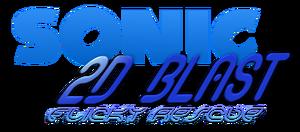 Sonic2DBlast