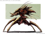 Alien Walker