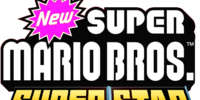 New Super Mario Bros. Super Star