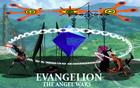 Evangelion The Angel Wars Logo