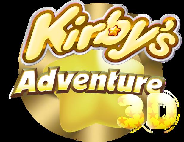 File:Kirby'sAdventure3DFinalLogo.png