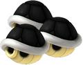 Triple Black Shell