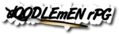 Doodlemen RPG Beta Logo