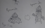 Pyromide-ignomide