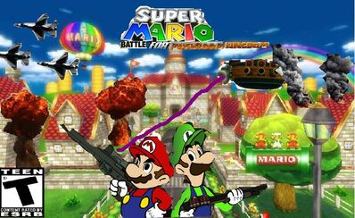 Battle for Mushroom Kingdom