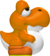 Orange Baby Yoshio