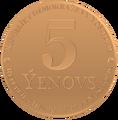 FiveIenovCoin