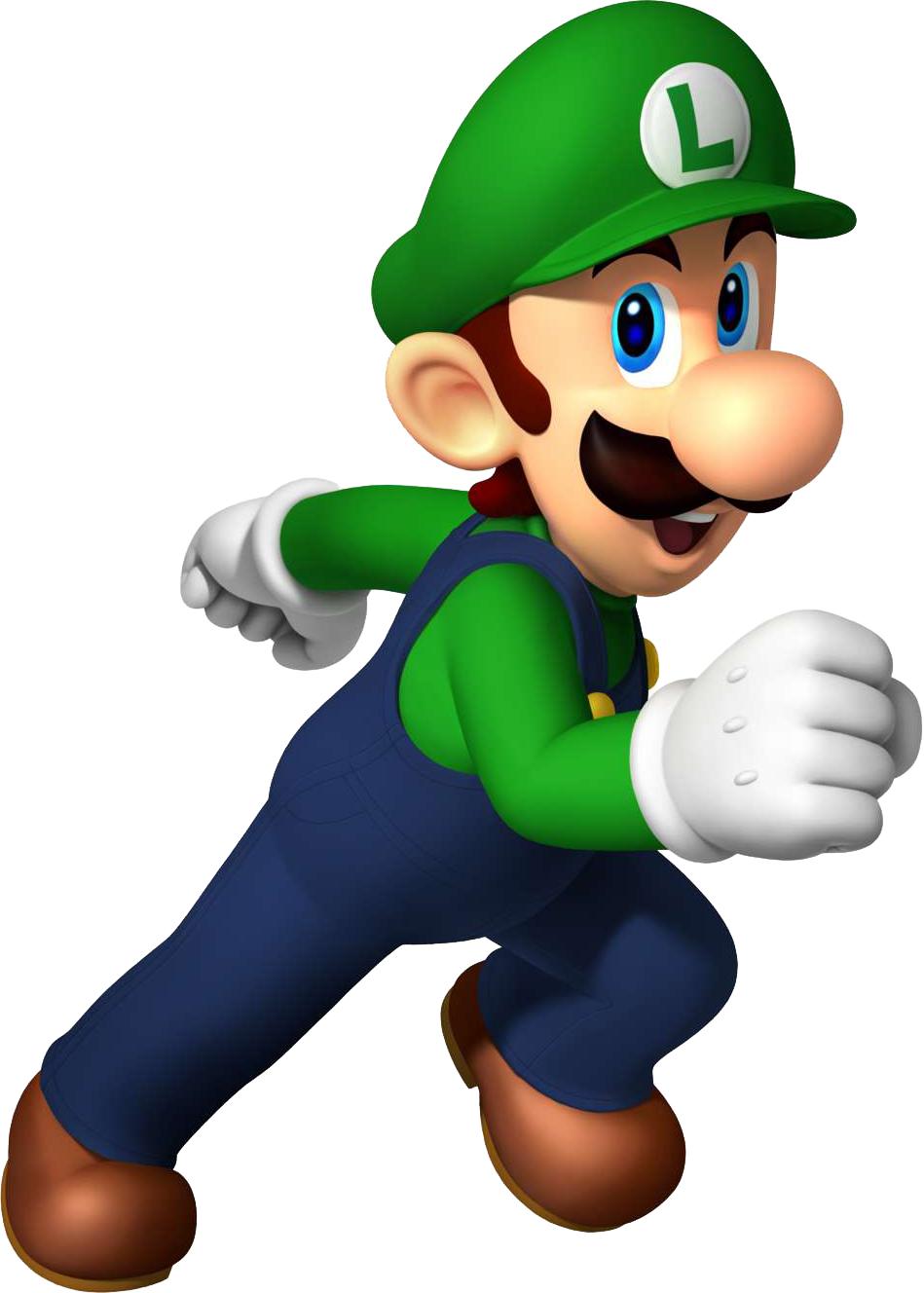 Super naluigi bros fantendo nintendo fanon wiki - Luigi mario party ...