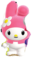My Melody 3D