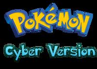 Pokemon Cyber Version Logo