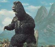Godzilla 1967