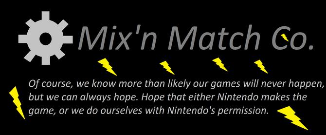 Mix'n Match Banner
